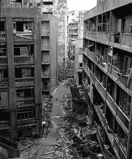 Las 10 ciudades abandonadas + espeluznantes del mundo Hashima41